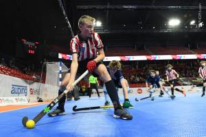 Belfius Belgian Indoor Finals  -