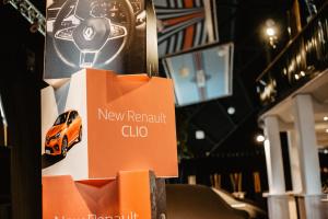 Nouvelle Renault Clio -